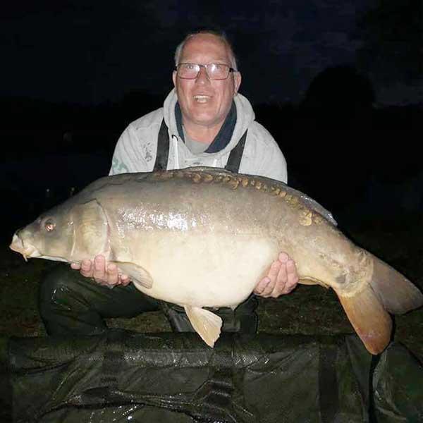 Mark Goddard French Carp Fishing