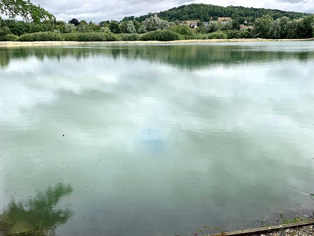 Oak Lake Kevs Corner Swim