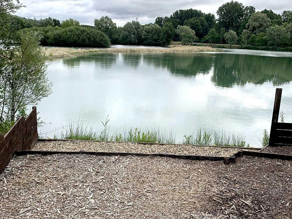 Oak Lake Shady Swim