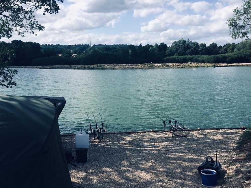 Oak Lake Double Swim